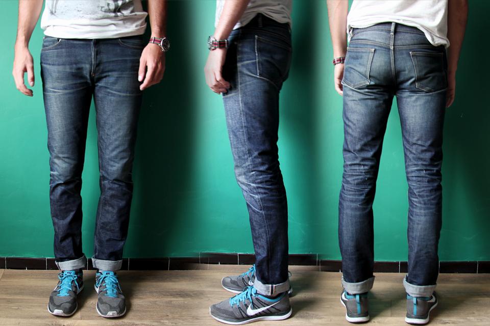 Laver son jeans brut 01be33c20351