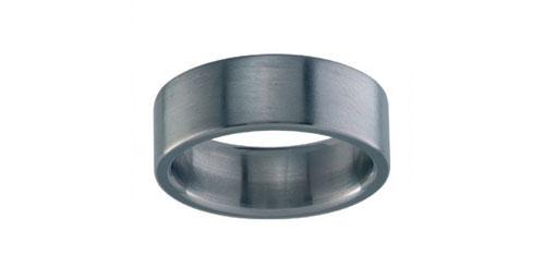 Bague titanium