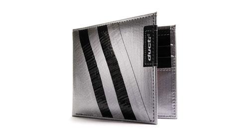 Portefeuilles Ducti Striper black