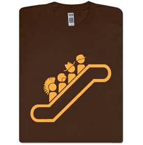 T-Shirt La Fraise YMCA