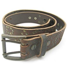 ceinture-japan-rags-cuir-marron