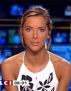Miss Mélissa Theuriau