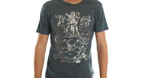 T-shirt Morphine Generation