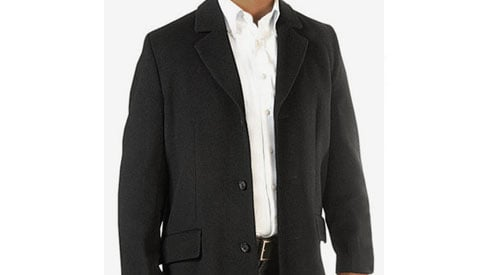 Manteau cashmere