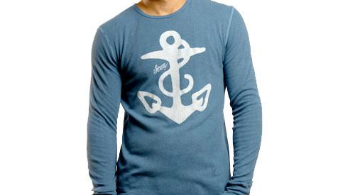 T-shirt Sailor Jerry Anchor