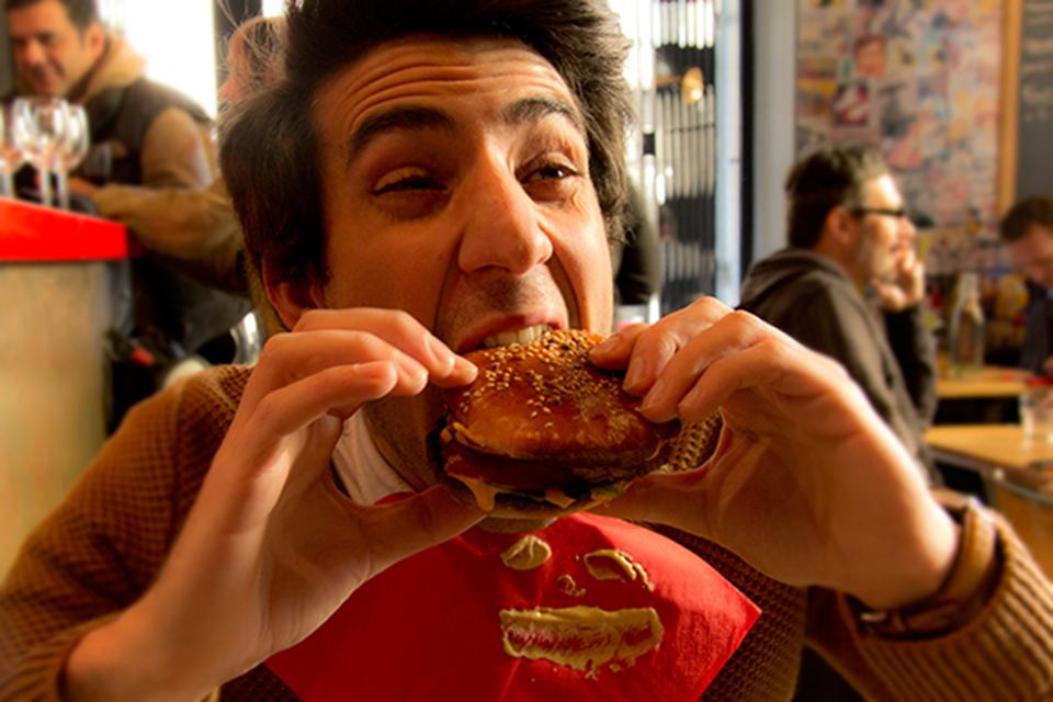 Burger Romano Fastfood