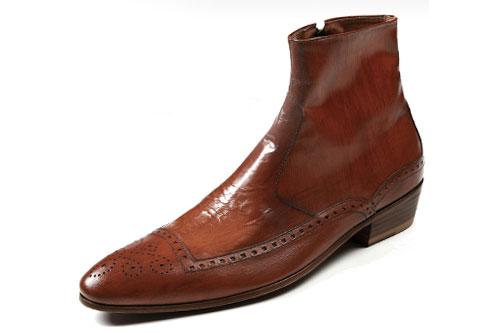 Boots Purplow