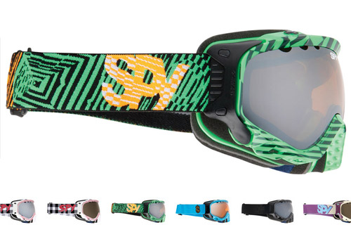 lunettes ski spy