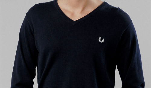 Pull col V Fred Perry