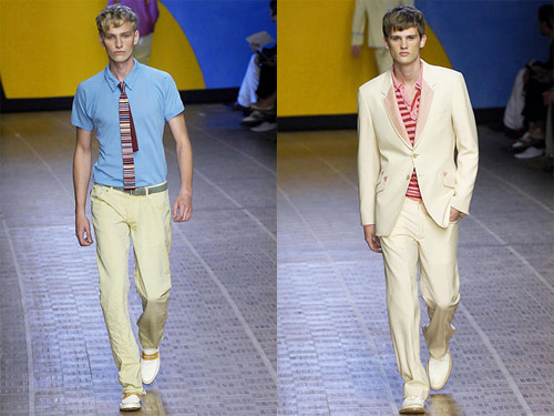 Paul Smith Printemps Ete 2008