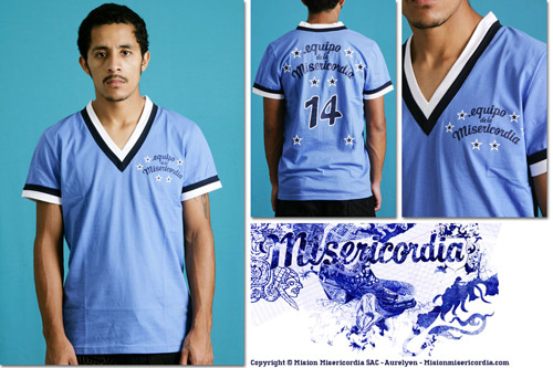 T-shirt Misericordia