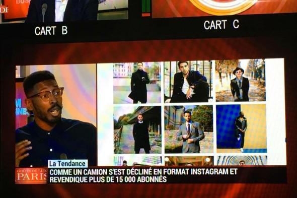 BFM TV Gout de luxe Comme un camion