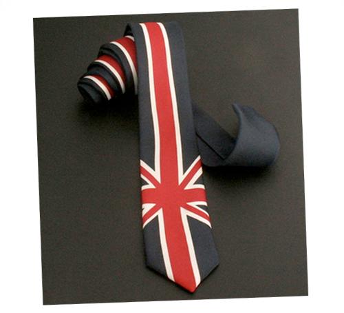 cravate union jack