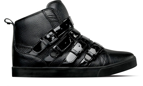 supra ns strapped black