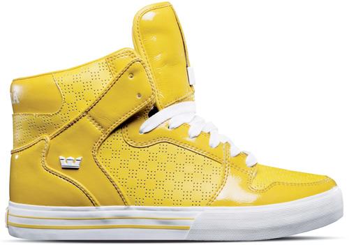 supra vaider yellow