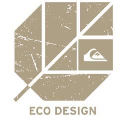 Quicksilver eco design logo