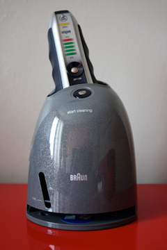 Braun series 5 station