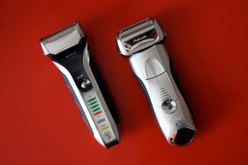 Braun series 5 comparatif