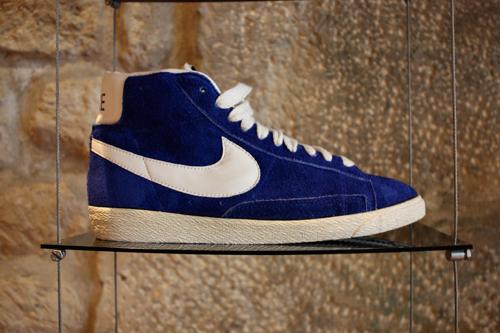 Nike Blazer bleu