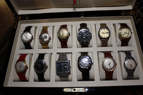 montres seventies