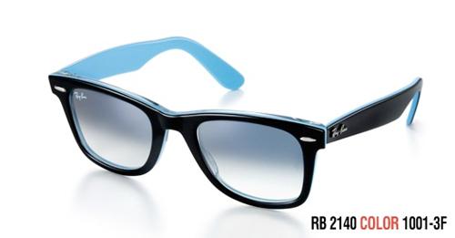 rayban-bicolor-bleu