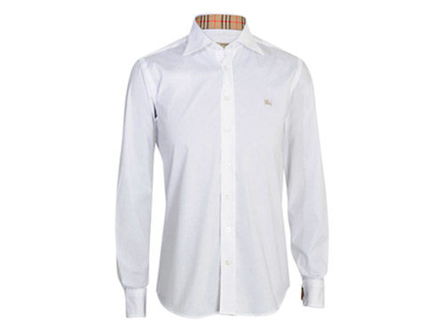 Chemise blanche Burberry