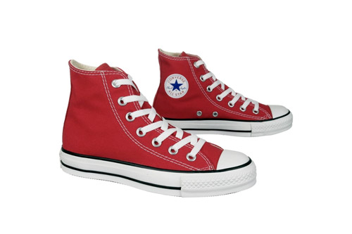 converse-rouge