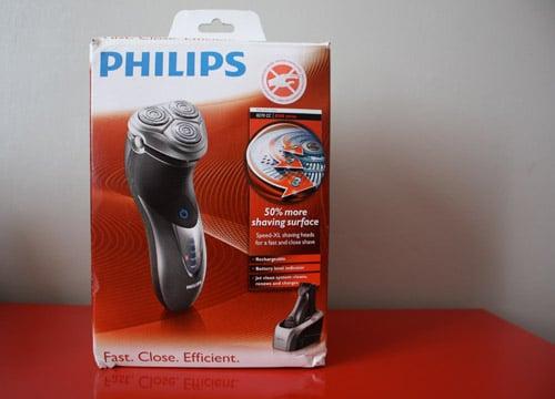 Rasoir Philips 8200 packaging