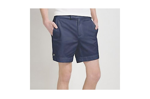 short-lacoste-red