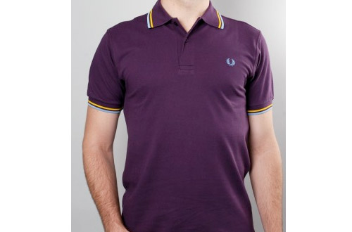 polo-fred-perry-violet
