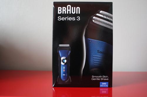 Braun 3-340 emballage
