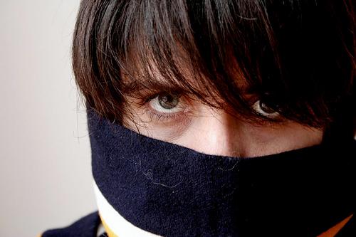 je n'ai pas froid aux yeux
