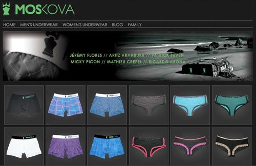 Moskova Underwear