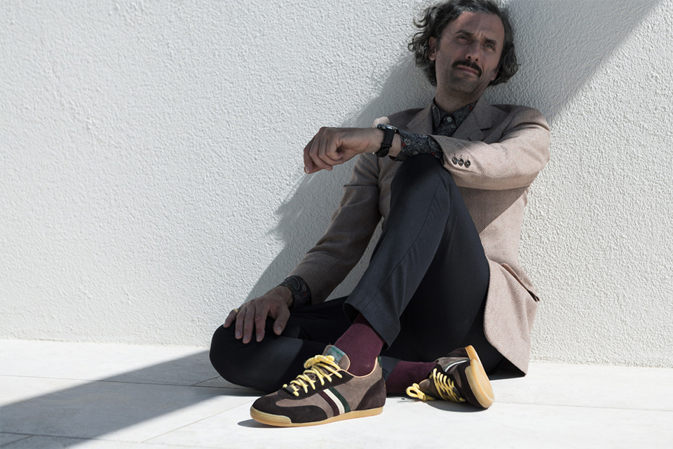 Serafini : les sneakers made in Italy