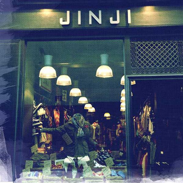 Boutique Jinji Paris