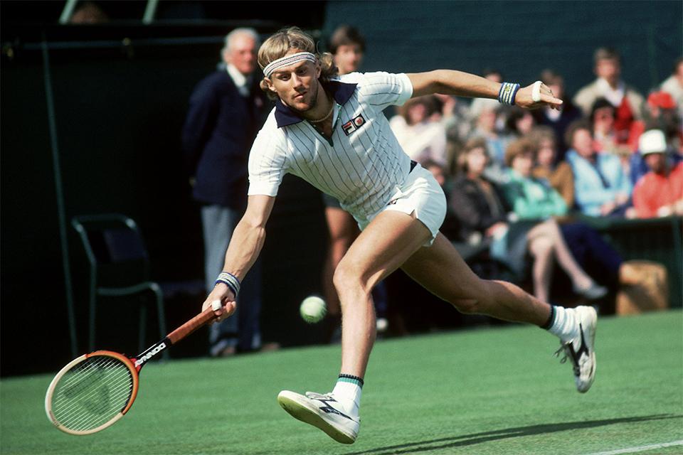 bjorn borg tennis