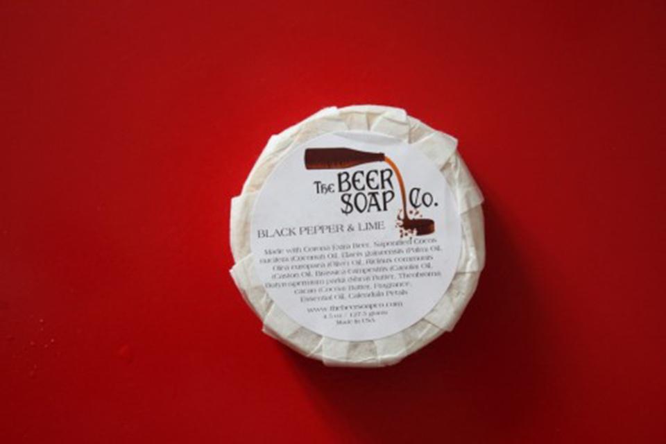 Savon Bière Beer Soap