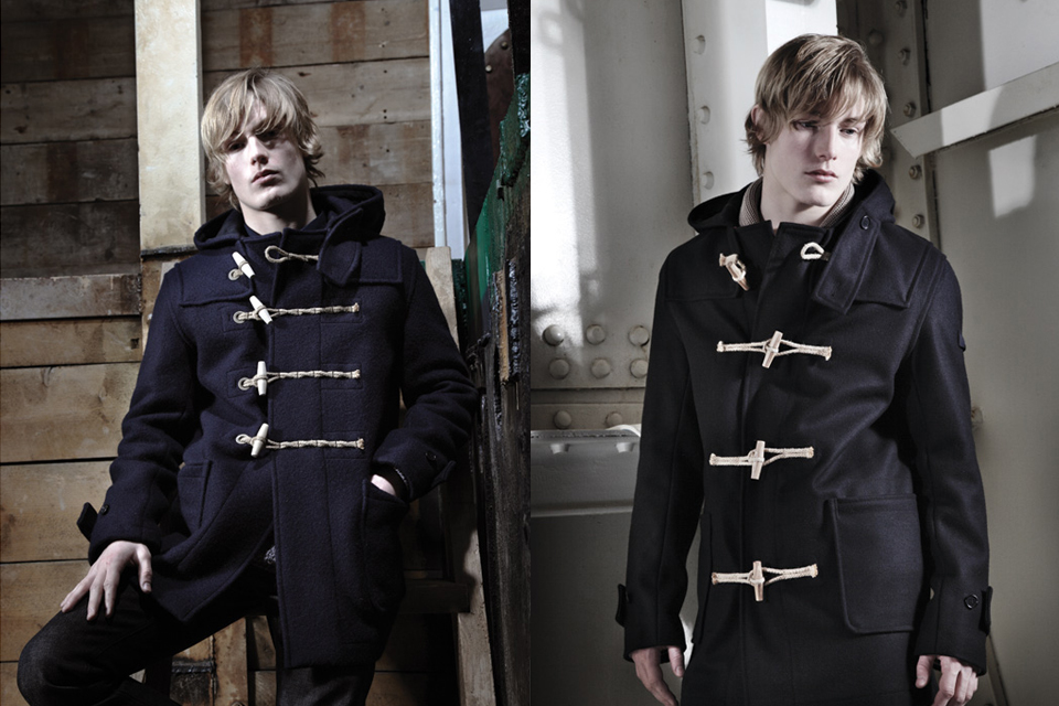 Duffle-coat Gloverall