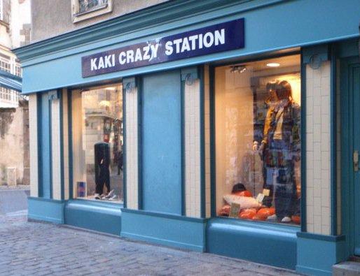Kaki crazy station horaires adresse t l phone plan avis - Restaurant le grand jardin baume les messieurs ...