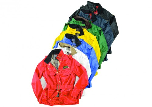 Barbour 7 couleurs