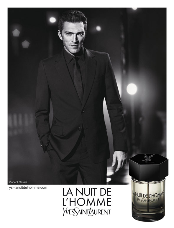 Yves Saint Laurent Cassel