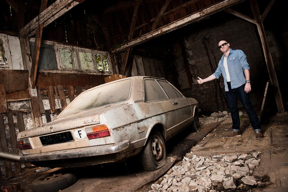 Ruine Garage
