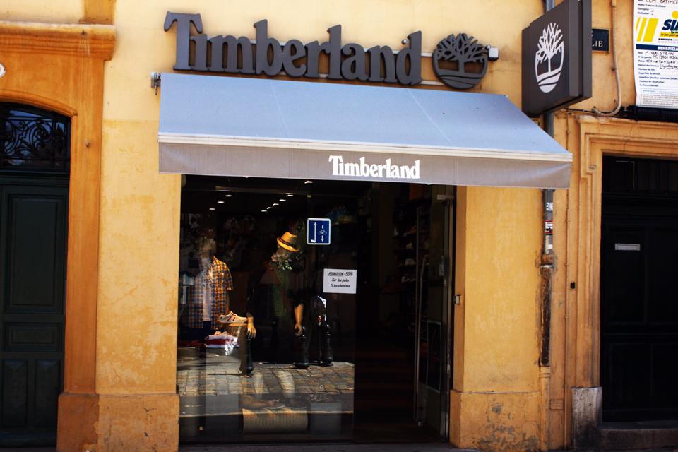 Timberland aix horaires adresse t l phone plan avis - Restaurant le grand jardin baume les messieurs ...