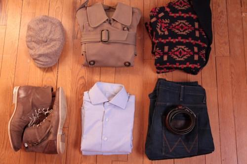 valise pour une semaine