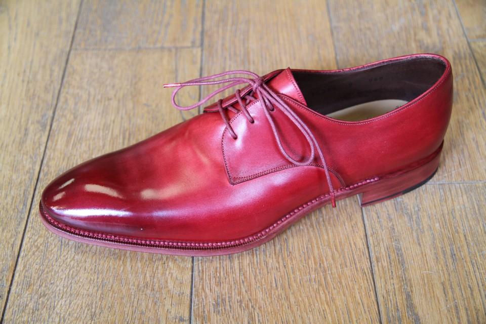Derbys rouges Carmina