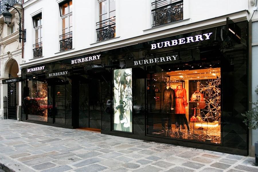 burberry paris faubourg saint honor horaires adresse t l phone plan avis. Black Bedroom Furniture Sets. Home Design Ideas