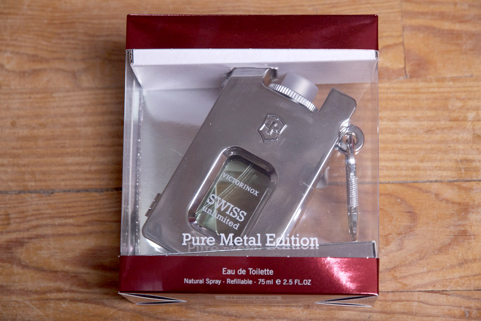 Victorinox Pure Metal (boite)