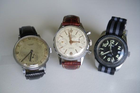 Comment choisir une montre vintage en fonction de son budget ?