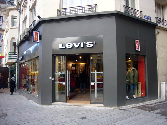 levi 39 s reims horaires adresse t l phone plan avis. Black Bedroom Furniture Sets. Home Design Ideas