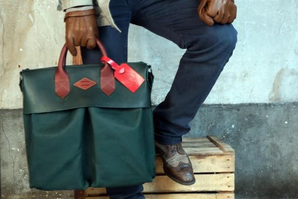 Léon Flam : sacs pour explorateur urbain